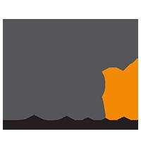 Noteborn-logo-grijs-oranje